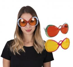 lunettes annees 70 mouche