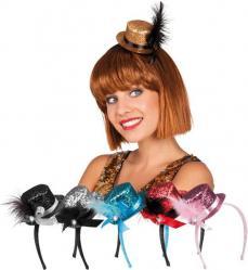 Mini Chapeau Cabaret pas cher