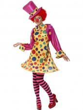 deguisement clown jupe femme