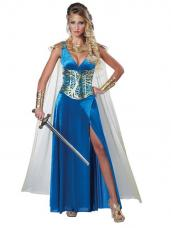 costume guerriere femme