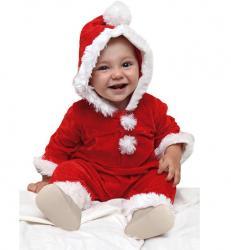Costume bébé père Noël pas cher