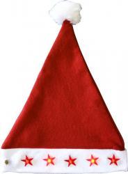 Bonnet de Noël lumineux pour enfant pas cher