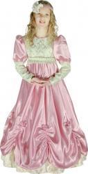 Déguisement Princesse Rose enfant pas cher