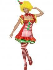 costume clown femme