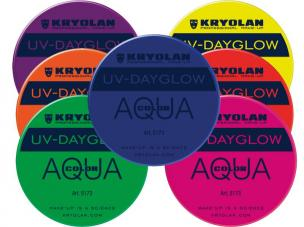 maquillage fluorescent aquacolor kryolan