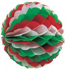 deco boule papier italie