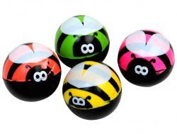 Balle super rebond abeille pas cher