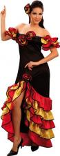 deguisement flamenco femme