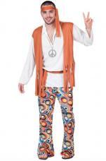 deguisement hippie homme