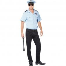 deguisement agent de police pour homme