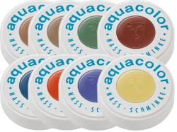 Fards aquacolor Kryolan
