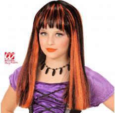 perruque sorciere meches enfant
