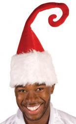 Bonnet Noël Curly pas cher