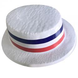 Chapeau canotier france pas cher