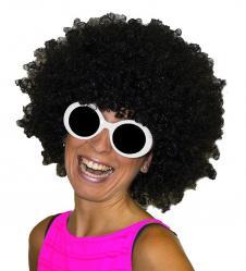 Perruque Afro Noire pas cher