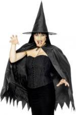 set sorciere halloween adulte