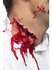 prothese cicatrice recousue halloween