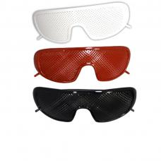 lunettes grillage