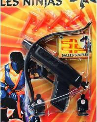 Arbalète Ninja flèches et cibles