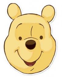 Masque Winnie pas pas cher