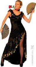 deguisement tango espagnol femme
