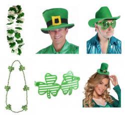 Accessoires Saint Patrick 20 personnes