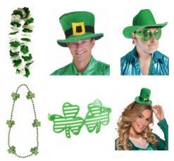 accessoires Saint Patrick luxe 20 personnes