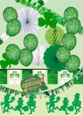kit decoration saint patrick petit-modele