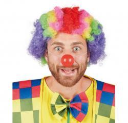 Nez de Clown en plastique pas cher