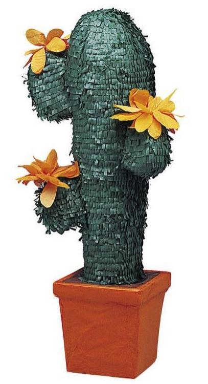 pinata cactus pas cher. Black Bedroom Furniture Sets. Home Design Ideas