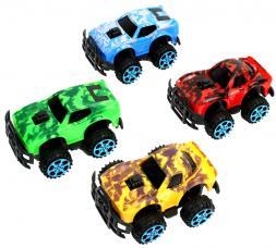 4x4 camouflage coloris