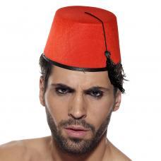 chapeau fez adulte