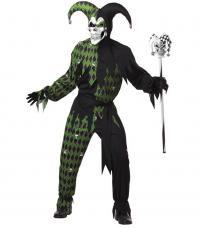 deguisement joker malefique vert