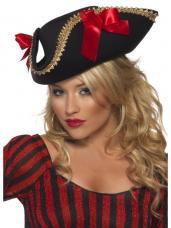 chapeau pirate femme fever