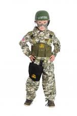 deguisement soldat enfant