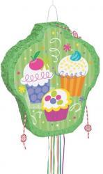 Pinata anniversaire Cupcake pas cher