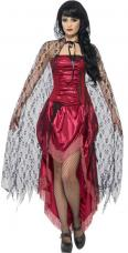 cape halloween gothique adulte