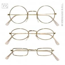 lunettes metal