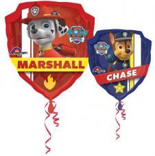 ballon pat patrouille supershape
