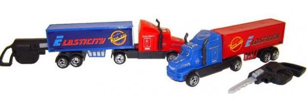 jouet camion assorti