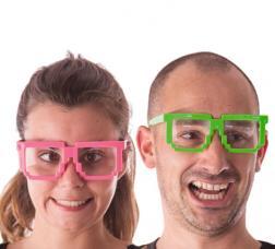 lunettes geek
