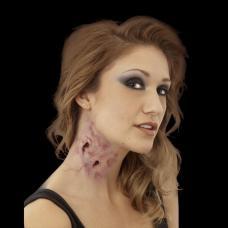 prothese latex morsure de vampire