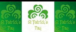 Guirlande St Patrick's Day