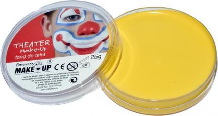 fard gras jaune 25 g