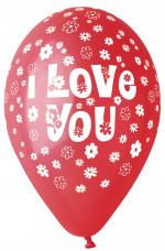 Déguisements Ballons Saint Valentin en Sachet