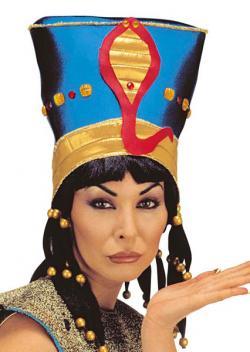 Coiffe Reine Egyptienne