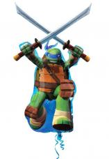 ballon leonardo des tortues ninja supershape