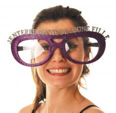 lunettes j enterre ma vie de jeune fille