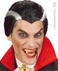 Perruque Dracula adulte pas cher