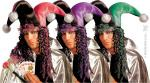 Déguisements Chapeau Joker avec perruque